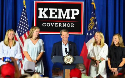Medium Buying Client Brian Kemp Wins Runoff in Georgia