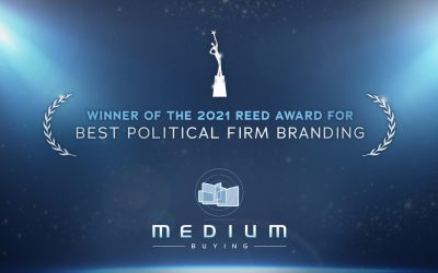 Medium Buying Wins Reed Award for Best Political Firm Branding